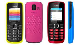 Nokia 110 và 112 ra mắt, hai SIM, giá dưới 1 triệu đồng