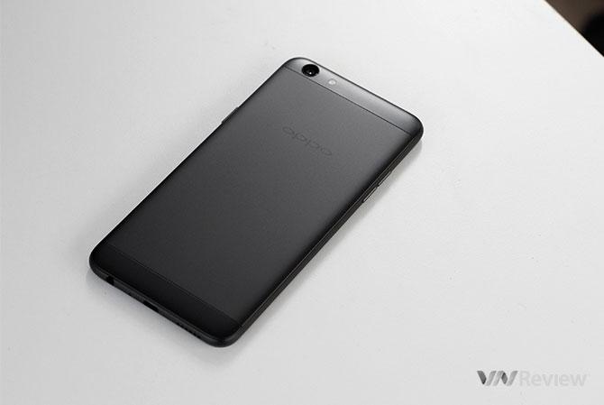 Oppo F3 Có Thêm Bản Màu đen Nhám Giá Mới 699 Triệu đồng