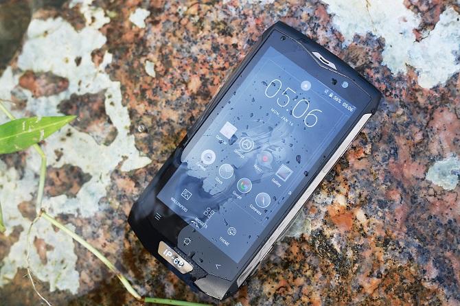 BV8000 Pro: Smartphone siêu bền chạy Android 7