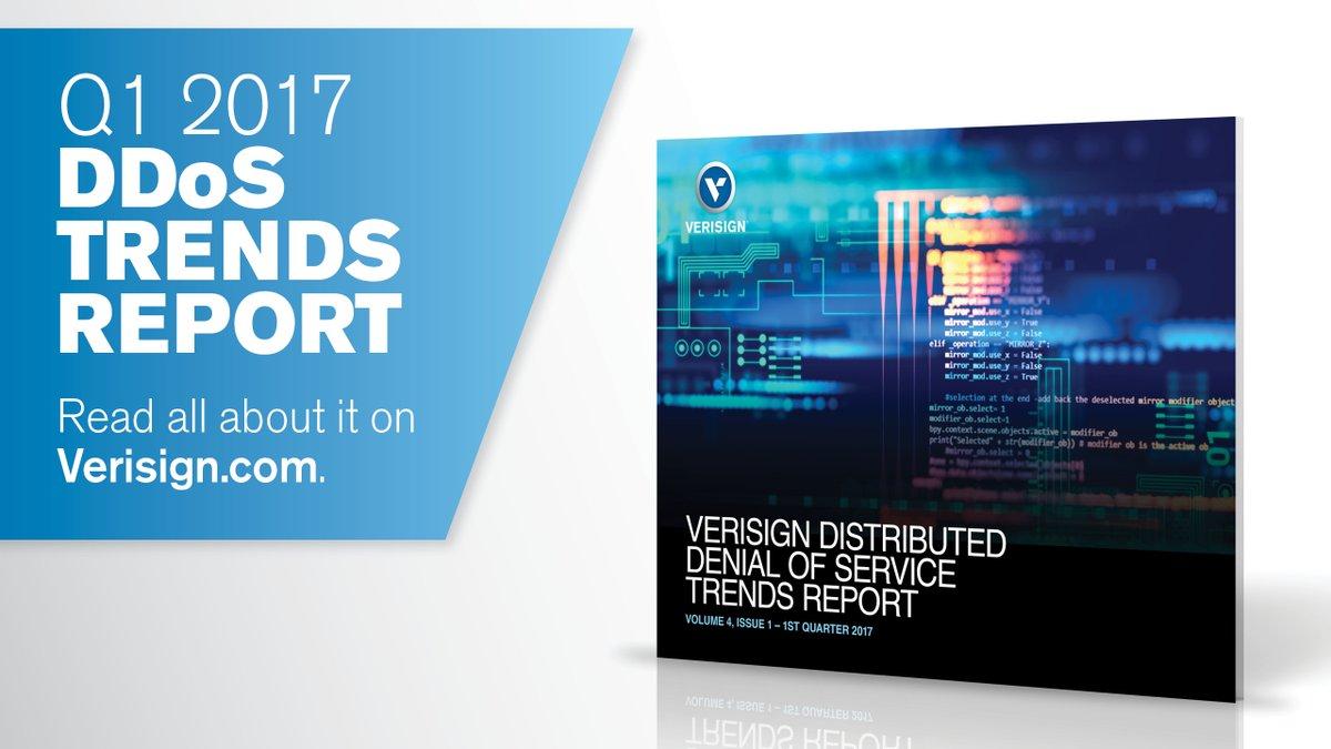 Xu hướng tấn công DDOS Q1/2017: số lượng giảm 23%, quy mô tăng 26%