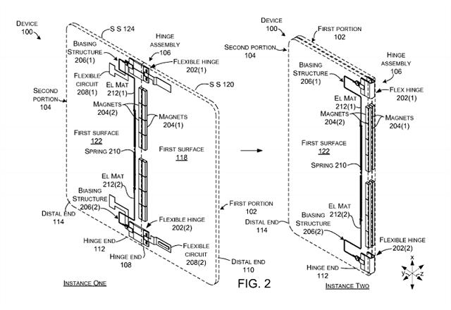 Microsoft âm thầm phát triển tablet có thể gập lại?