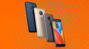 Moto E4 và E4 Plus ra mắt: Android 7.1, pin lên tới 5000 mAh