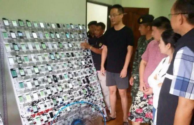 """Thái Lan bắt giữ 3 người Trung Quốc điều hành """"nông trại cày like"""""""