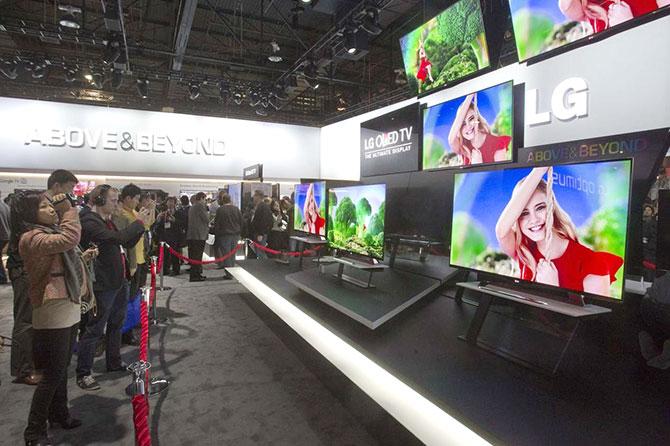 LG Display dẫn đầu thị trường tấm nền màn hình năm thứ 7 liên tiếp