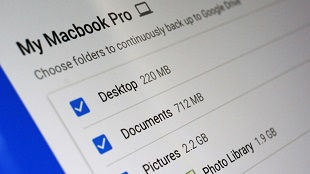 Google Drive thêm tính năng tự động sao lưu dữ liệu