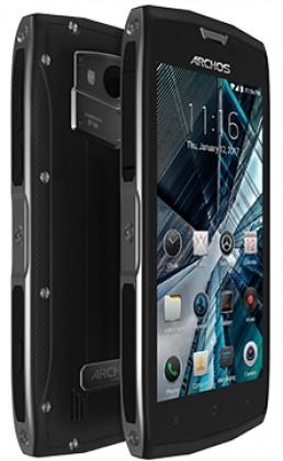 Archos ra mắt 4 smartphone: Sense 55S nổi bật với viền mỏng, camera kép, Android 7