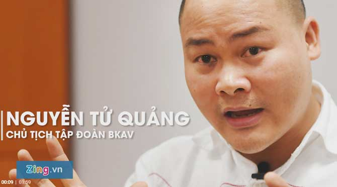 Ông Nguyễn Tử Quảng