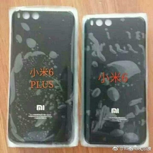 Xiaomi Mi 6 Plus chỉ là bản nâng cấp kích thước của Mi 6?