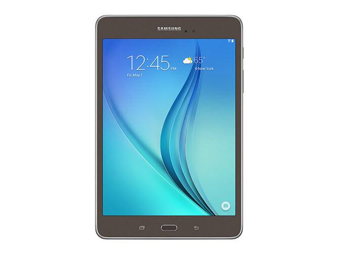 Galaxy Tab A 8.0 (2017) rò rỉ trước ngày ra mắt: Snapdragon 435, Android 7.0