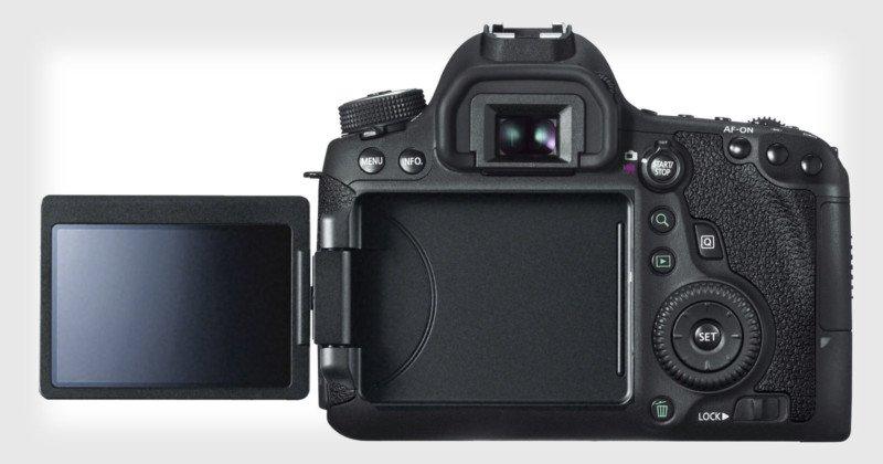 Canon EOS 6D Mark II ra mắt ngày 29/06, cảm biến Full Frame 26MP mới