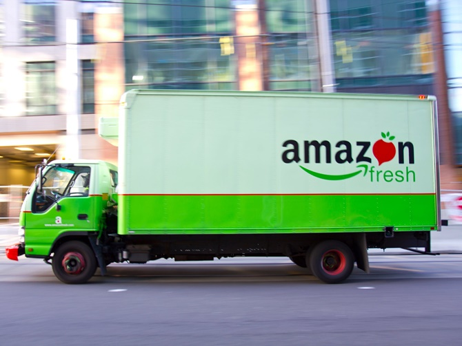 Tại sao Amazon mua lại Whole Foods?