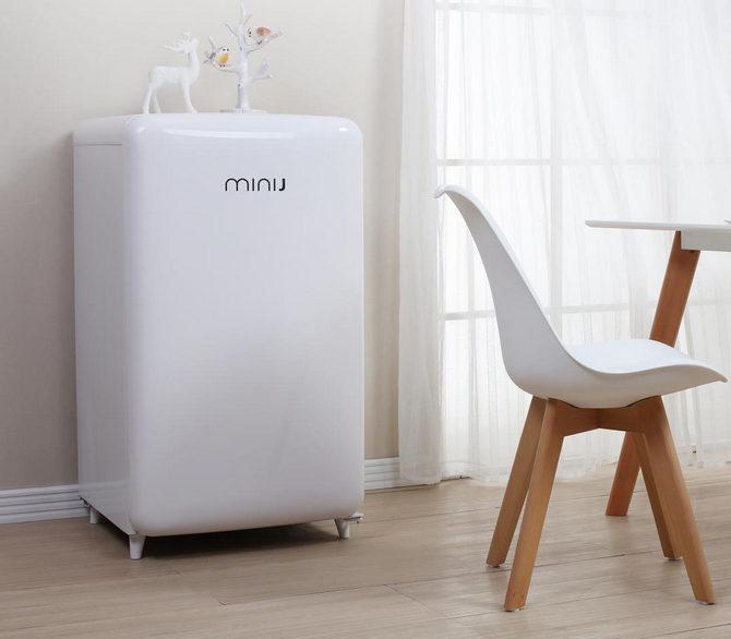Xiaomi giới thiệu tủ lạnh mini giá 3,3 triệu đồng