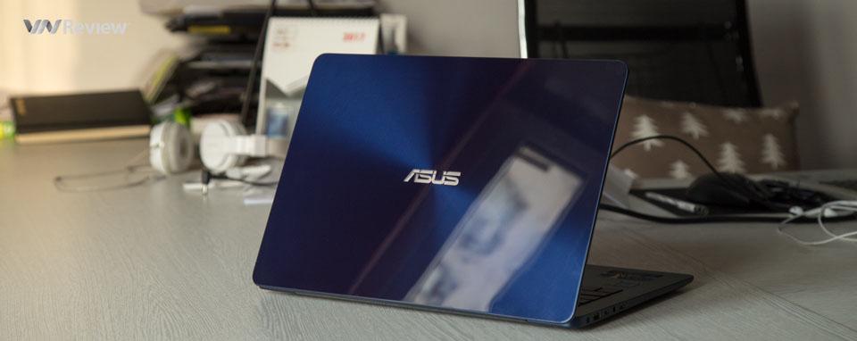 Đánh giá Asus ZenBook UX430: bản nâng cấp toàn diện