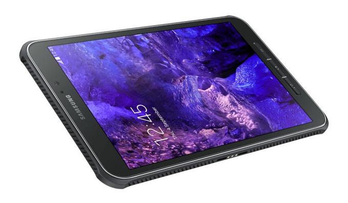 Galaxy Tab Active 2 lộ diện,
