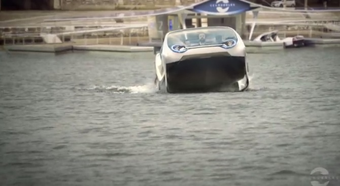 """Dự án """"Uber"""" trên mặt nước"""