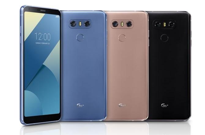 LG giới thiệu LG G6+ và thêm màu sắc cho LG G6