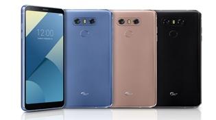LG bất ngờ ra mắt LG G6+ và thêm màu sắc cho G6