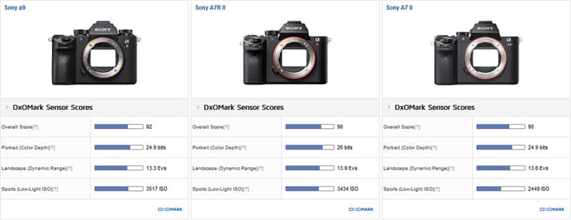 Sony a9 là máy ảnh mirrorless tốt nhất mà DxOMark từng thử nghiệm - ảnh 3