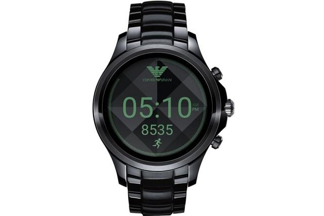 Hãng thời trang Ý Armani sẽ ra smartwatch chạy Android Wear 2.0 vào...