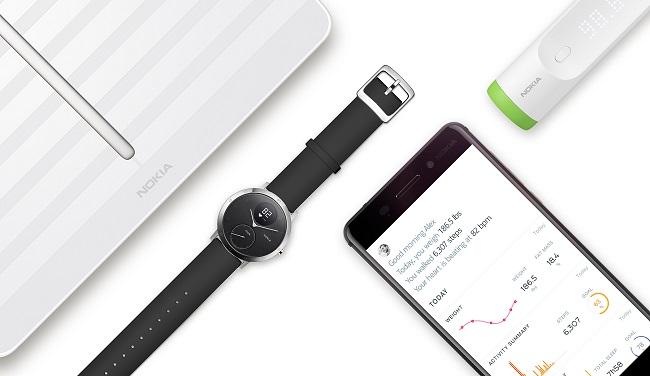 Nokia tung ra hai sản phẩm sức khỏe Withings mới mang thương hiệu của...