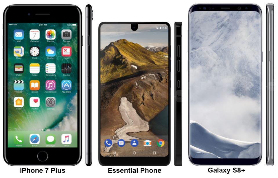 Đây là lý do tại sao smartphone ngày càng dài hơn và mỏng hơn?