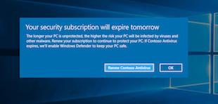 Microsoft bảo vệ Windows Defender trước các cáo buộc của Kaspersky