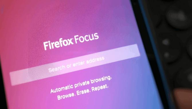 Firefox Focus cho Android ra mắt: lướt web riêng tư, chặn quảng cáo tốt
