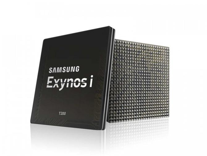 Samsung công bố chip Exynos i T200 cho thiết bị IoT