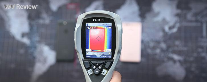 Snapdragon 810 trên HTC 10 Evo chơi game, lướt web bị nóng ra sao?