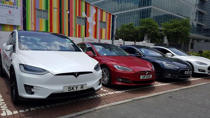 Tesla đặt nền mống để sản xuất xe hơi tại Trung Quốc