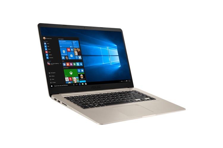 Asus giới thiệu Vivobook S: viền mỏng, chip Intel Core i7, giá từ 700 USD