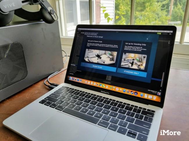 Cách thiết lập MacBook Pro với eGPU để sử dụng VR