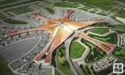 Đây là dự án sân bay lớn nhất thế giới ở Trung Quốc