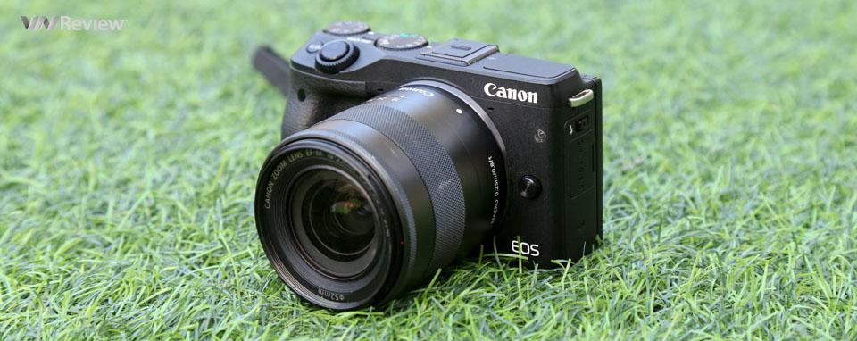 Dùng thử máy ảnh Canon EOS M3: bạn đồng hành của dân phượt