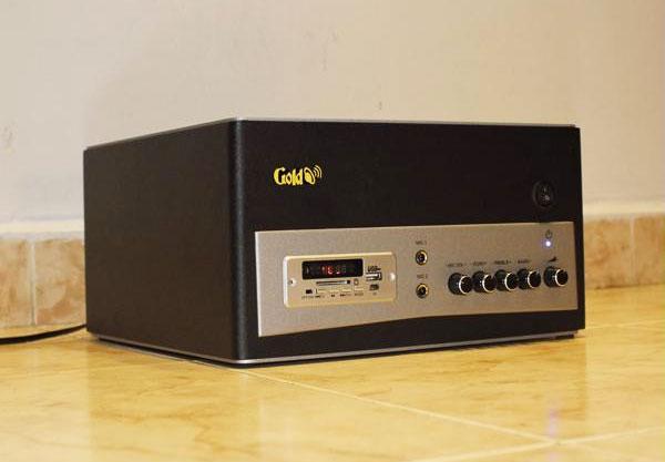 GoldSound ra mắt bộ sản phẩm trọn gói cho nhu cầu hát, nghe và xem phim