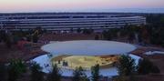 Toàn cảnh Apple Park từ trên cao tính tới tháng 6/2017
