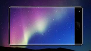 Smartphone viền mỏng giống Mi Mix, giá chỉ 170 USD