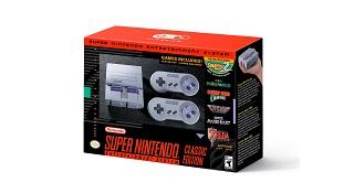 Nintendo ra mắt SNES Classic Edition, giá 80 USD