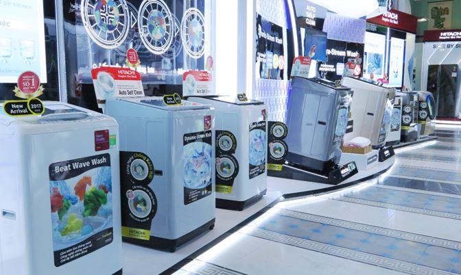 """Hitachi ra loạt sản phẩm gia dụng """"nâng tầm cuộc sống"""""""