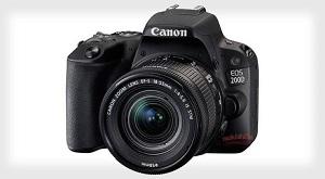 Canon Rebel SL2 lộ thông số và ảnh báo chí, không còn là DSLR nhỏ nhất thế giới