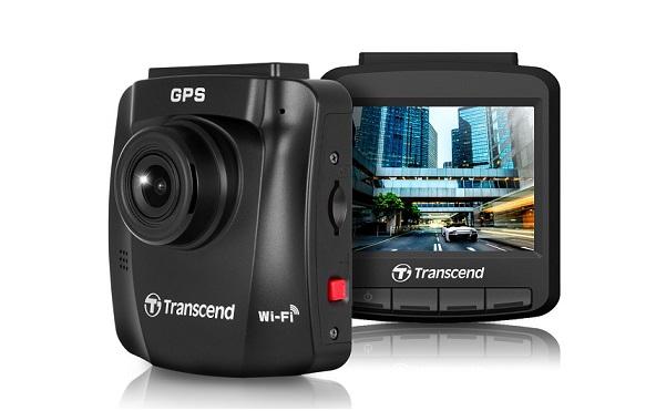 Transcend ra mắt camera hành trình DrivePro 230, có cảnh báo va chạm