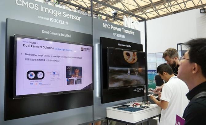 Samsung ISOCELL là thương hiệu cảm biến camera mới của Samsung