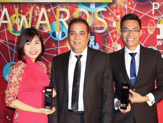Viettel có 6 sản phẩm được vinh danh tại IT World Awards 2017
