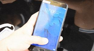 Vivo trình diễn smartphone có màn hình tích hợp cảm biến vân tay