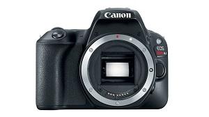 Canon ra mắt DSLR nhỏ gọn EOS 200D/Rebel SL2