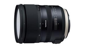 Tamron cập nhật ống kính 24-70mm f/2.8, cải thiện tốc độ lấy nét và chống rung