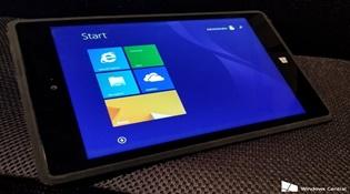 Đây là chiếc Surface Mini từng bị Microsoft bỏ rơi
