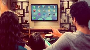 Apple muốn điều khiển TV và trò chơi điện tử bằng cử chỉ?