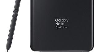 5 điểm khác biệt trên Galaxy Note Fan Edition so với Galaxy Note 7