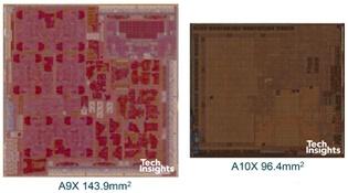 A10X trên iPad Pro là vi xử lý 10nm đầu tiên của Apple